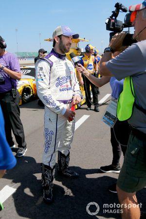 Daniel Suarez, TrackHouse Racing, Chevrolet Camaro Tootsies Orchid Lounge