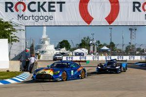 #75 Sun Energy 1 Mercedes-AMG GT3, GTD: Kenny Habul, Mikael Grenier
