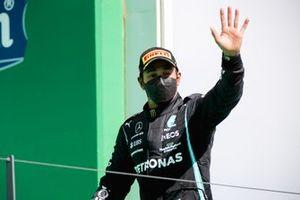 Winnaar Lewis Hamilton, Mercedes