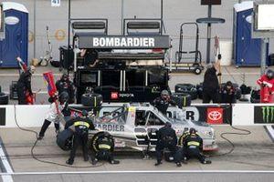 Ben Rhodes, ThorSport Racing, Toyota Tundra Bombardier