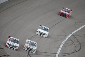 Derek Kraus, McAnally Hilgemann Racing, Toyota Tundra KAFKA GRANITE, Raphael Lessard, GMS Racing, Chevrolet Silverado CANAC