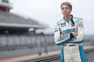Carson Hocevar, Niece Motorsports, Chevrolet Silverado PlainsCapital/MG Machinery