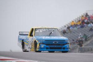 Sam Mayer, Bret Holmes Racing, Chevrolet Silverado CAMPING WORLD