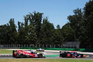 #3 United Autosports Ligier JS P320 - Nissan: James McGuire, Duncan Tappy, Andrew Bentley, #41 Team WRT Oreca 07 - Gibson: Louis Delétraz, Robert Kubica, Yifei Ye