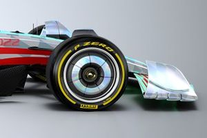Formel-1-Auto 2022
