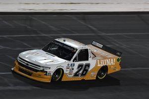Tyler Ankrum, GMS Racing, Chevrolet Silverado LiUNA!