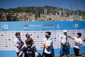 Nico Muller, Dragon Penske Autosport, Robin Frijns, Envision Virgin Racing, Jake Dennis, BMW i Andretti Motorsport