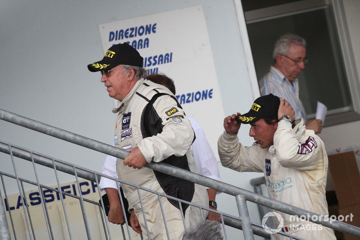 """Aldo """"Baronio"""" Cerruti, Mario Ferraris"""