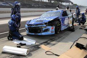 Ricky Stenhouse Jr., JTG Daugherty Racing, Chevrolet Camaro