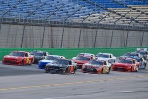 Bayley Currey, Mike Harmon Racing, Chevrolet Camaro Mutt and Jeff Porkskins IncRonnie Bassett Jr., DGM Racing, Chevrolet Camaro Bassett Gutters & More, Colby Howard, JD Motorsports, Chevrolet Camaro Project Hope Foundation Chad Finchum, Motorsports Busine