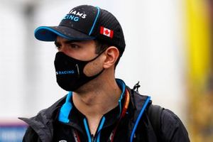 Николя Латифи, Williams Racing