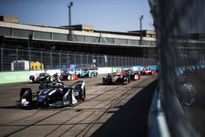 Nico Müller, Dragon Racing, Penske EV-4, practice start