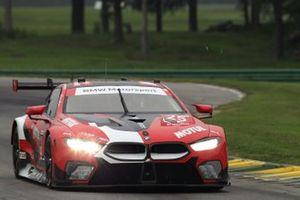 #25 BMW Team RLL BMW M8 GTE, GTLM: Connor De Phillippi, Bruno Spengler