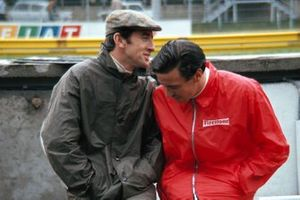 Jim Clark, Team Lotus, Jackie Stewart, Owen Racing Organisation