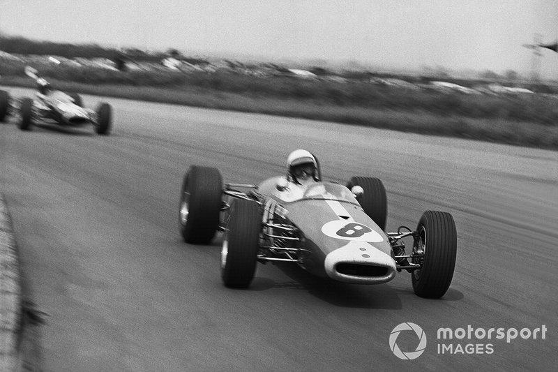 Дерек Белл, Brabham BT21 Ford