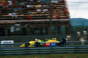 Thierry Boutsen, Benetton B188 Ford, Gabriele Tarquini, Coloni FC188 Ford
