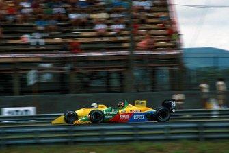 Thierry Boutsen, Benetton B188 Ford, Gabriele Tarquini, Coloni FC188 Ford