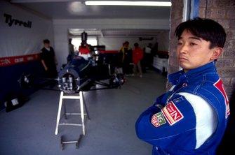 Ukyo Katayama, Tyrrell