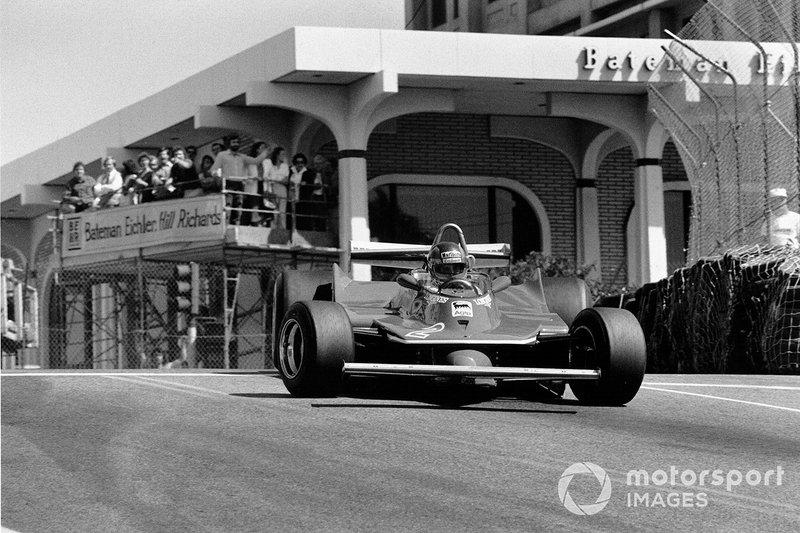 1980 - Gilles Villeneuve, Ferrari 312T5