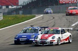 Colin McRae, Porsche 911 GT3 Cup