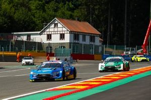 Робин Фрейнс, Audi Sport Team Abt Sportsline, Audi RS5 DTM и Нико Мюллер, Audi Sport Team Abt Sportsline, Audi RS 5 DTM