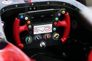 Scuderia Toro Rosso STR01 steering wheel