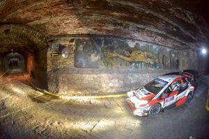 Элфин Эванс и Скотт Мартин, Toyota Gazoo Racing WRT Toyota Yaris WRC