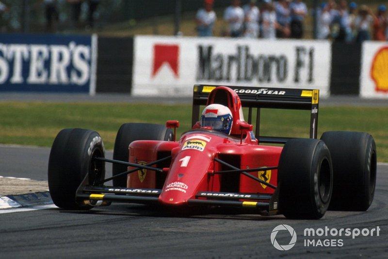 #1: Alain Prost (Ferrari)