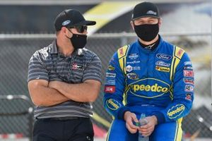 David Gilliland, Todd Gilliland, Front Row Motorsports, Speedco Ford F-150