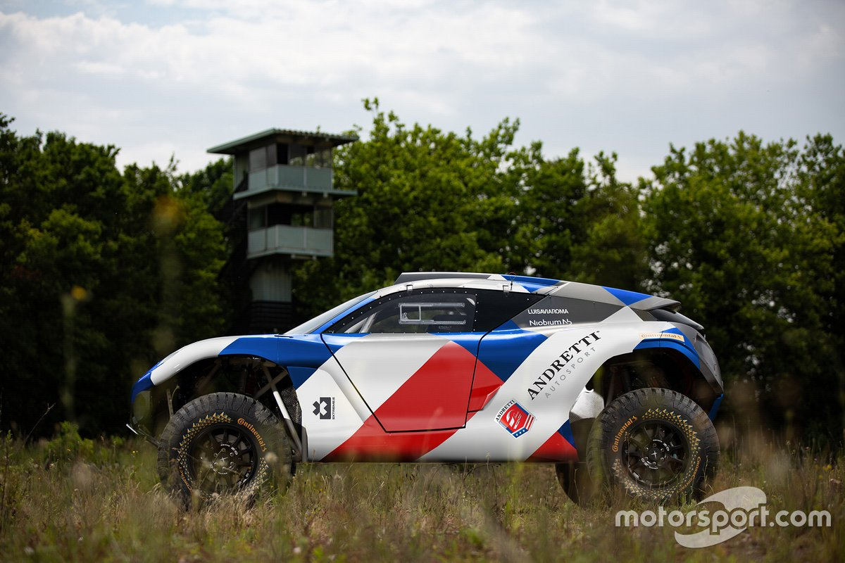 La potencial decoración de Andretti Autosport