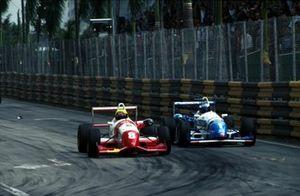 Ralph Firman, Paul Stewart Racing, Jarno Trulli, KMS Benetton Formula
