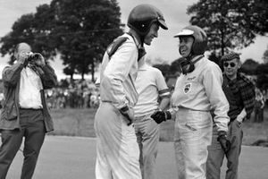 Dan Gurney and Jim Clark