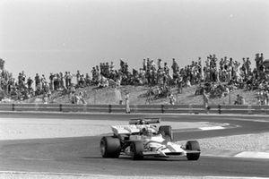 Jo Siffert, BRM P160, Emerson Fittipaldi, Lotus 72D Ford, GP di Francia del 1971