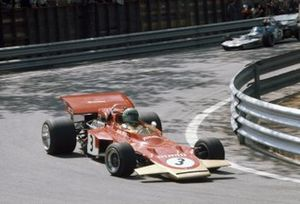 Reine Wisell, Lotus 72C Ford, Rolf Stommelen, Surtees TS9 Ford