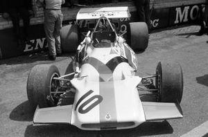 Howden Ganley, BRM P160