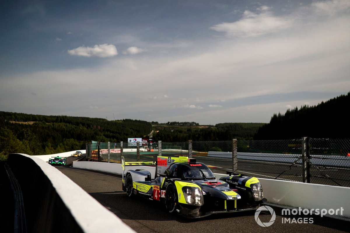 #4 ByKolles Racing Team Enso CLM P1/01 - Gibson: Tom Dillmann, Bruno Spengler, Oliver Webb