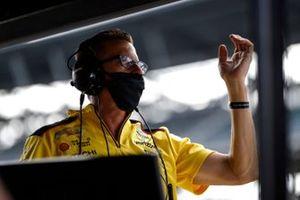 Helio Castroneves, Team Penske Chevrolet, Jon