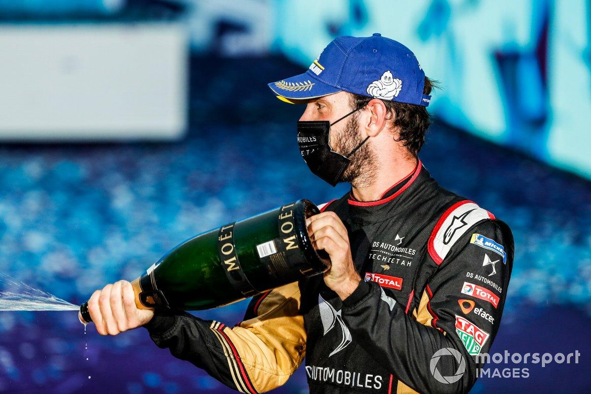 Jean-Eric Vergne, DS Techeetah, Fórmula E