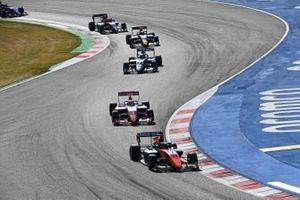 Richard Verschoor, MP Motorsport, Logan Sargeant, Prema Racing, Theo Pourchaire, ART Grand Prix