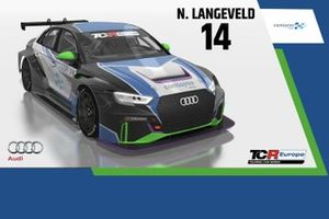 Niels Langeveld, Comtoyou Racing, Audi RS 3 LMS