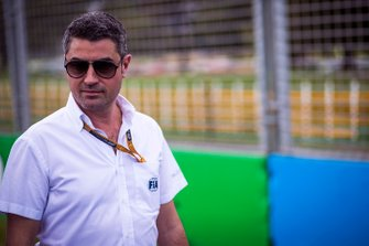 Michael Masi, Race Director
