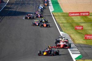 Liam Lawson, Hitech Grand Prix, Frederik Vesti, Prema Racing