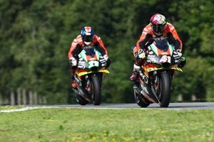 Aleix Espargaro, Aprilia Racing Team Gresini, Bradley Smith, Aprilia Racing Team Gresini
