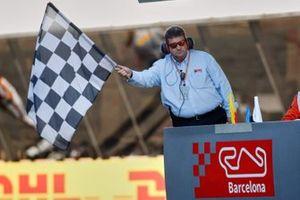 Josep Lluís Santamaría, director general del Circuit de Barcelona-Catalunya