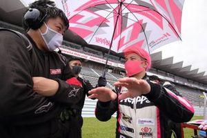 #25 Team Tsuchiya Porsche 911 GT3: Kimiya Sato