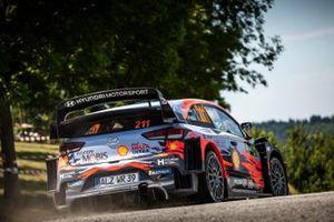 Thierry Neuville, Nicolas Gilsoul, Hyundai i20 Coupé WRC Plus