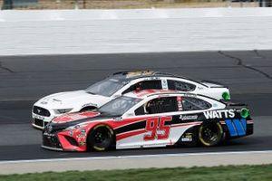 Christopher Bell, Leavine Family Racing, Rheem/Watts Toyota Camry, J.J. Yeley, Rick Ware Racing, Ford Mustang