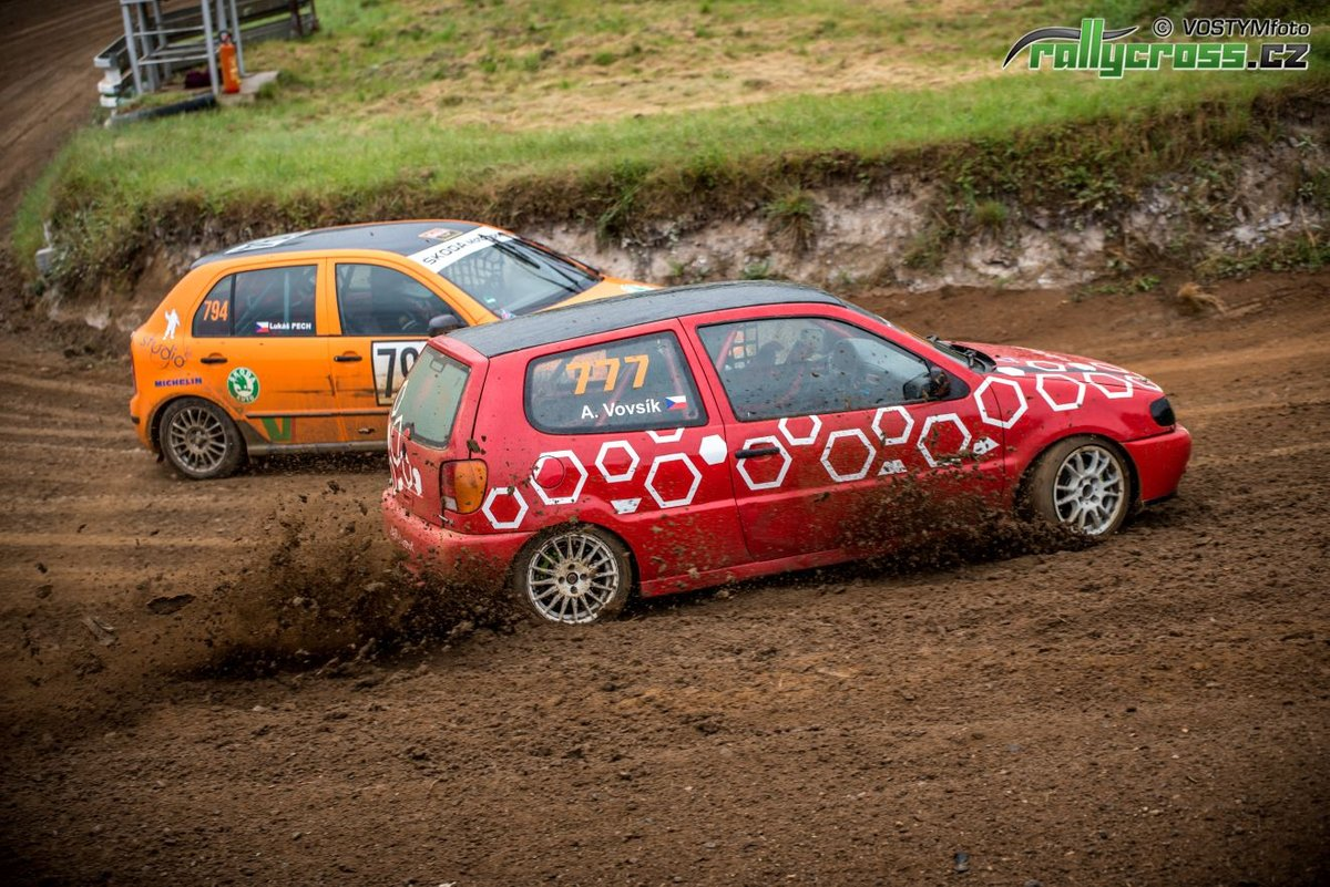 FIA CEZ Rallycross, Sedlcany