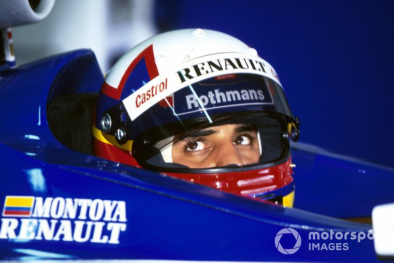 Juan-Pablo Montoya, Williams