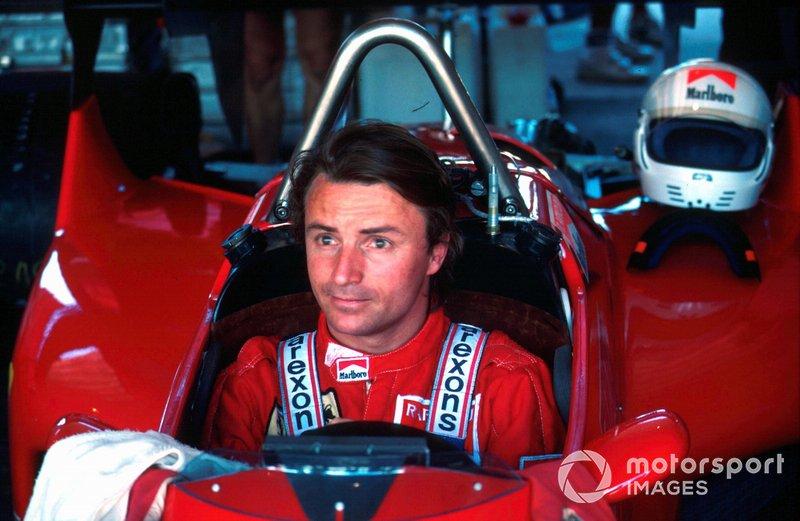Rene Arnoux, Ferrari 126 C4